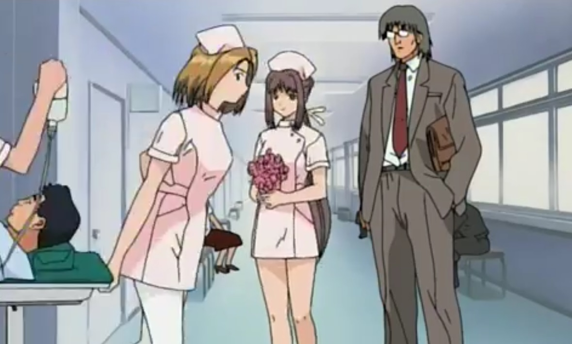 night shift nurses hentai