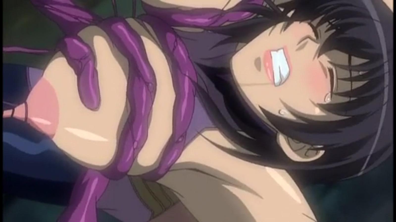 hentai tentacles anime Free