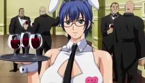 Cartoon Porn Hentai Mamiya Catering Service Naked