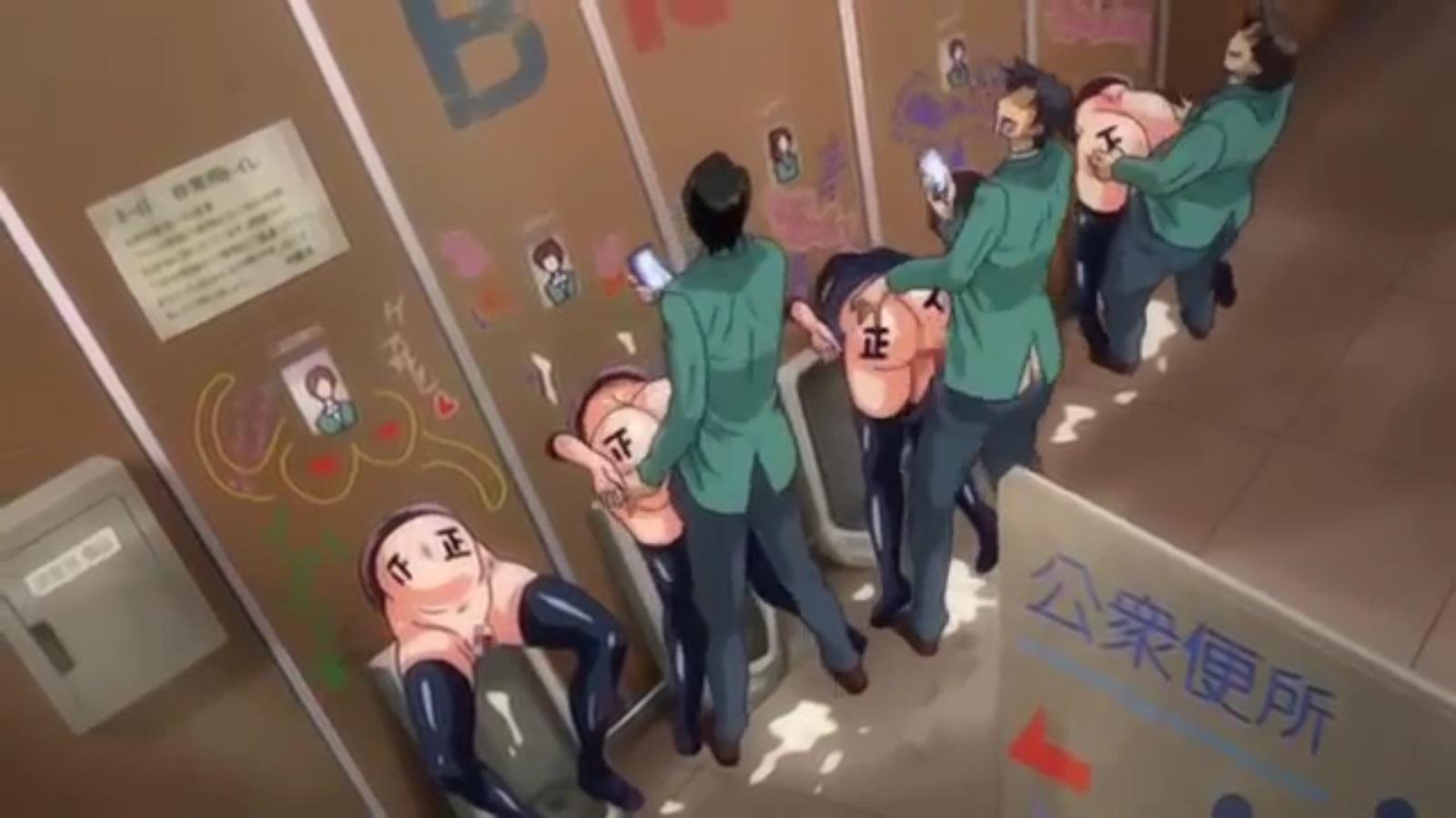 Drop Out 1 Hentai Cartoon Porn Full Sex Movie-2615