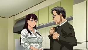 Young Anime Girl Kurata Chie Cartoon Porn Company