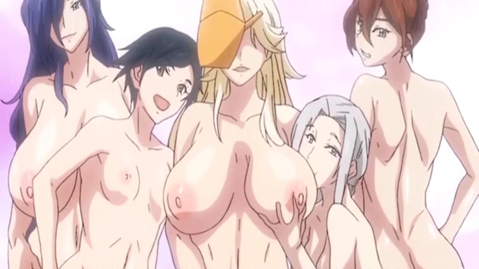 nudist beach ni shuugakuryokou de