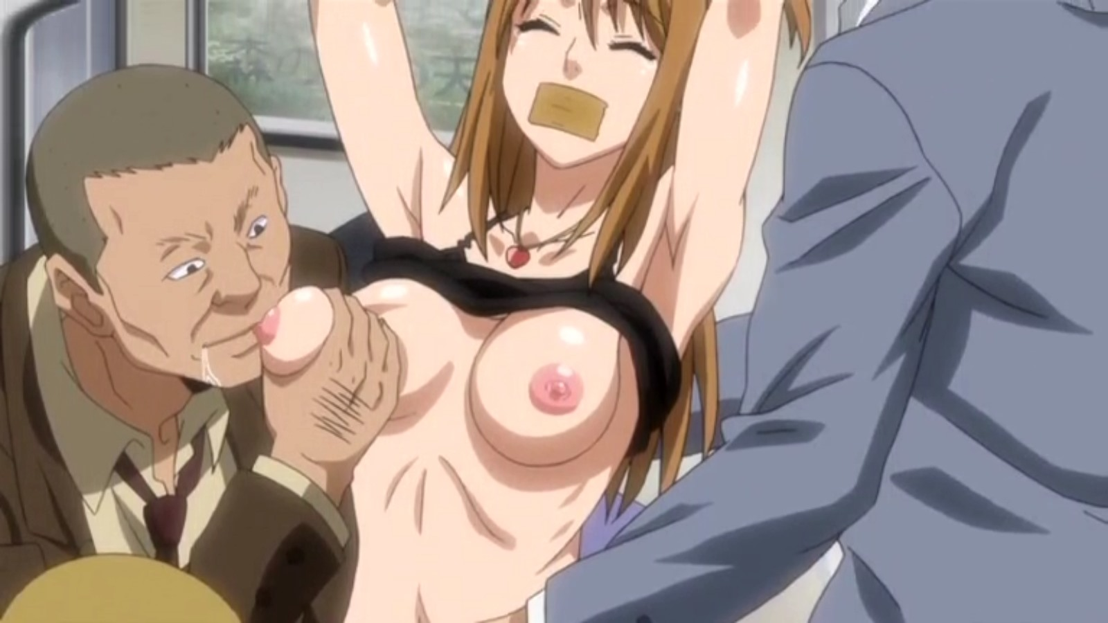 Crimson Girls Chikan Shihai 3 | Public Rape Hentai Cartoon ...