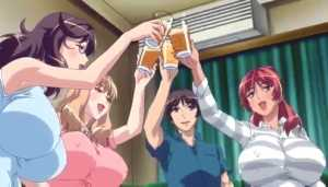 Okusama Wa Moto Yariman 1 | Hentai Sex Cartoon Porn Video