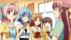 Group Sex Hentai Anime Tropical Kiss